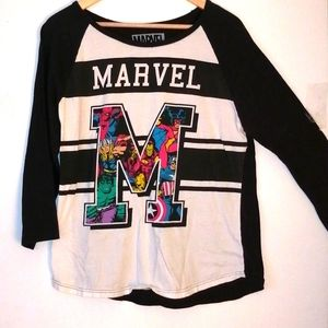 Marvel too size x large